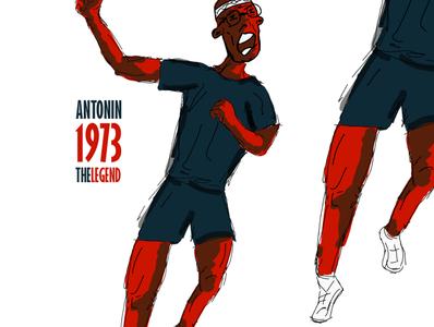 the legend antonin II