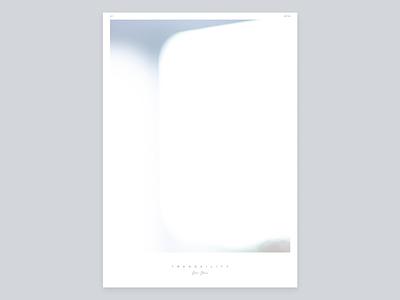 T R A N Q U I L I T Y – 3/7 photography visual design visual art graphic design graphicdesign poster art poster design poster