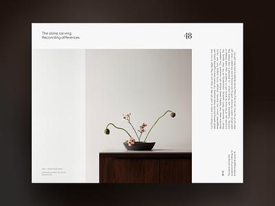Brochure design typography web article blog editorial balance grid layout magazine print graphic design branding design