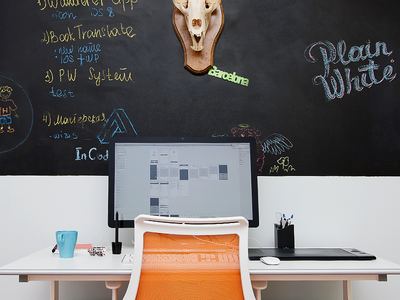 My workspace workspace office plainwhite dribbble blog timeout