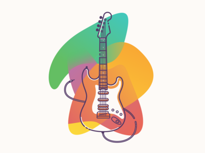 Lil' guitar