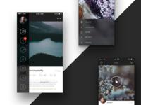 App Menu Views