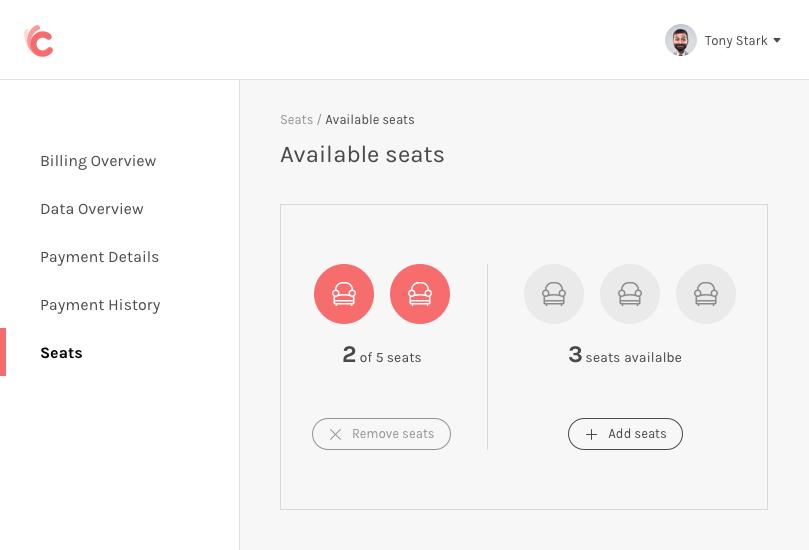 Seats copy