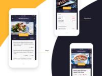 Grill IoT app