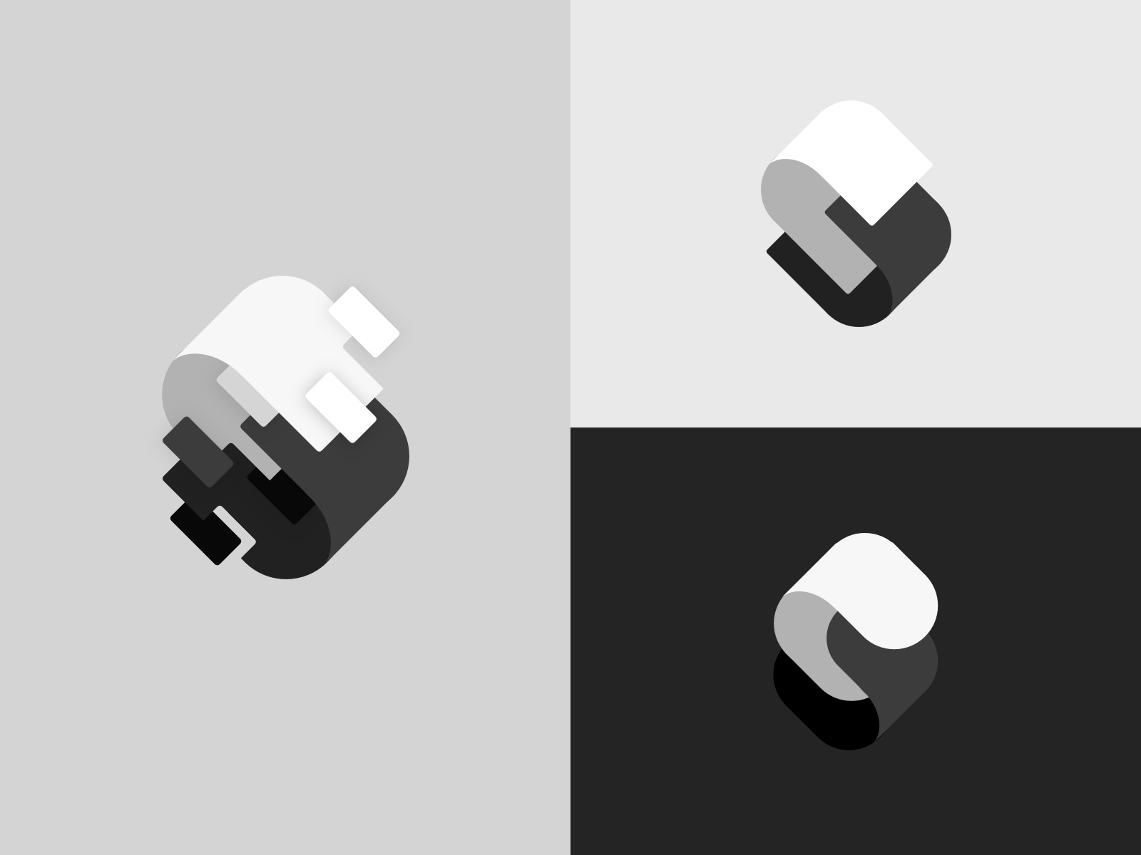 Start logo concepts