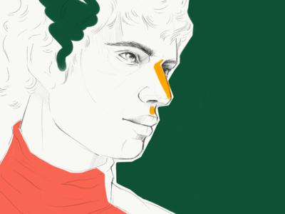 Portrait series. No.6