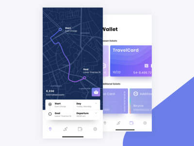 Route Planning App