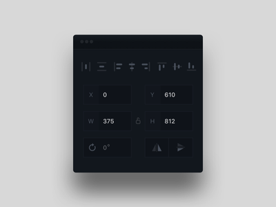 Sideproject project sketch interface ux ui