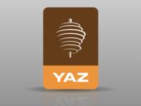 YAZ corporate identity