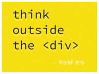 Think...