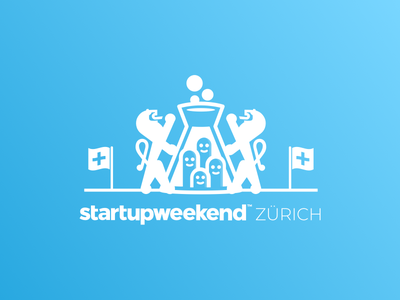 Startup Weekend Zürich 2018 event techstar mark tech logo switzerland zurich startupweekend startup