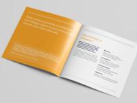 Tonic – Client Brochure