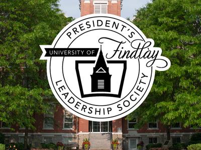 UF President's Leadership Society Logo