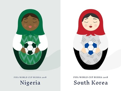 Nigeria v. South Korea