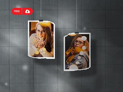 Download Free Photo Frame Mockup freebie psd free mockup psd freebie free mockup brading mockup free download free wall frame free photo frame free logo mockup