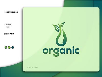 Organic graphicdesign minimalist unique creative foodlogo logoart logomark minimal logo restaurantlogo restaurant app