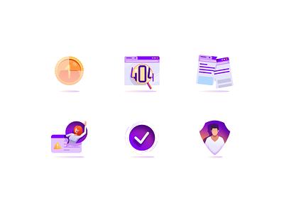 Medium icons for profee icon profee finance wallet cartoon illustration vector tolstovbrand