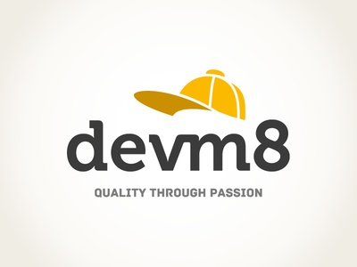 devm8 logo