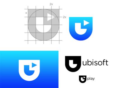 Ubisoft Logo Redesign