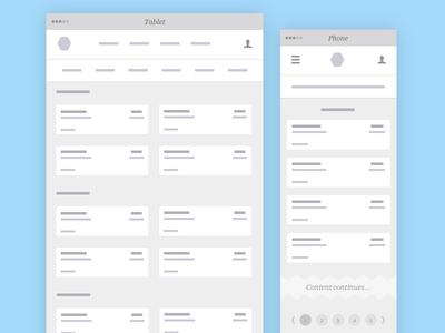 Design.Agency - User Dashboard - UX Design mobile interface ui design ux ux design uxkits