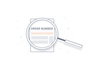 Order Lookup - Illustration