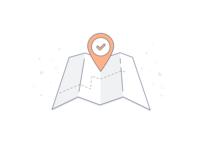 Address & Location - Illustration