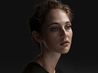 Female Portrait Practice