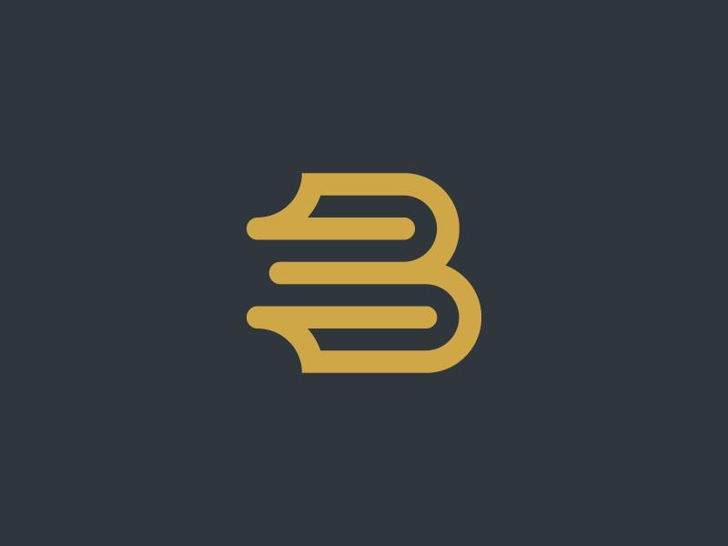 B Logo b logoben dempsey | dribbble | dribbble