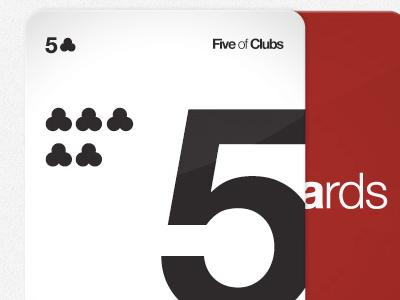 Helveticards redesign minimal helvetica black white red print