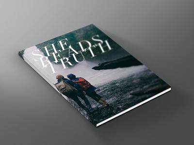 Prospectus design print book bible prospectus mockup cover design