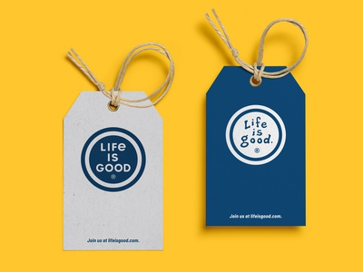 Life is Good Spring/Summer 2019 Packaging