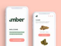 Amber CBD Hemp Products