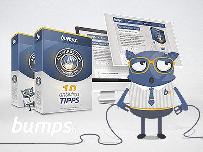 bumps Collage graphicdesign figure box mockup marktagenten bumps