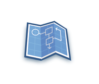 Information Architecture Icon
