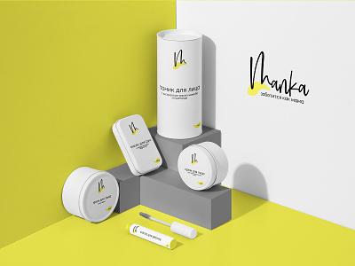 Manka Identity identity logo design