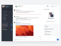 Rocket.Chat — Web Desktop