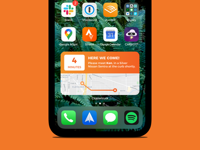 iOS14 Homescreen Widget wwdc mobile ui indiana indianapolis clustertruck iphone app icon home screen wwdc2020 apple widget ios14 ios