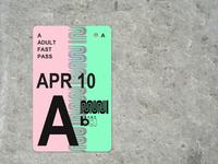 Muni fast pass