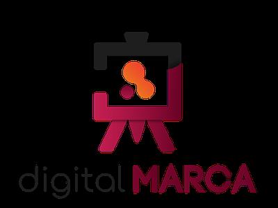 digitalMARCA vector ux web icon design logo branding illustration @brand @branding @illustrator @photoshop