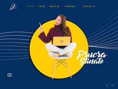 VR: Inspiration Digital Design animation @branding mockup look modern design @illustrator typography vector @brand ui logo