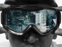 Atlex - Augmented Reality Ski Goggles