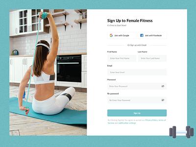 Sign Up انشاء حساب sign up design web design user experience ux ui user interface ui ux