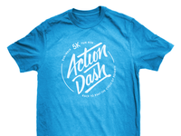 Action Dash Logo/T-Shirt