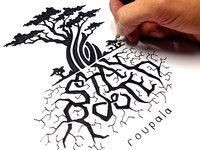 Stay Rooted Sketch