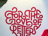 Love letters print full
