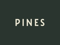 Pines Logotype