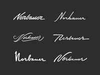 Norbauer wordmark thumbs