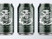 Redknapsack Farmhouse Cans