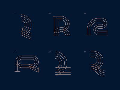Revantage Logomark Variations thumbnails logomark logo