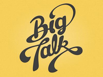 It's Not Small Talk...